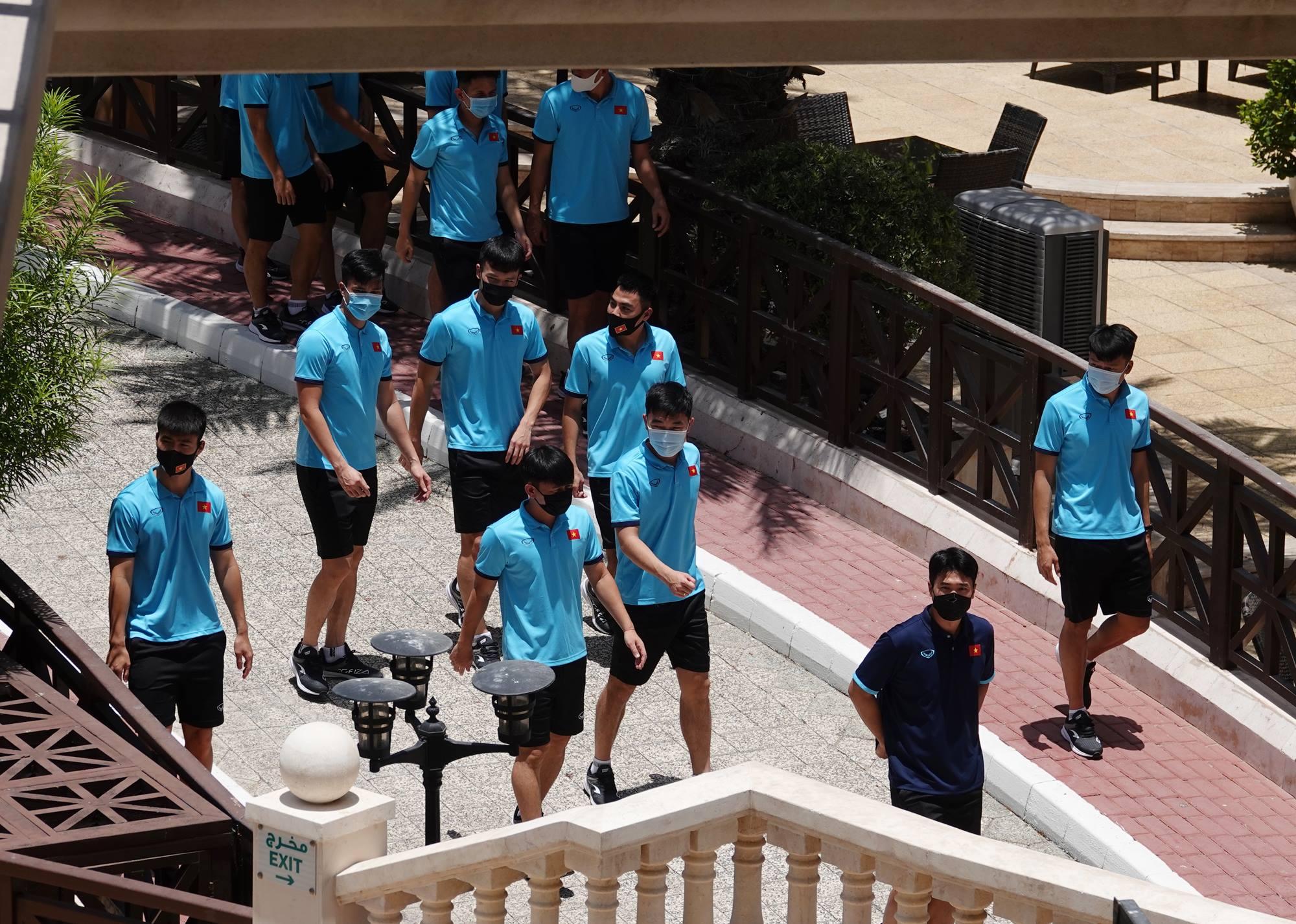 Ngay trước trận giao hữu với Jordan, tuyển Việt Nam đón tin cực vui - Ảnh 4.