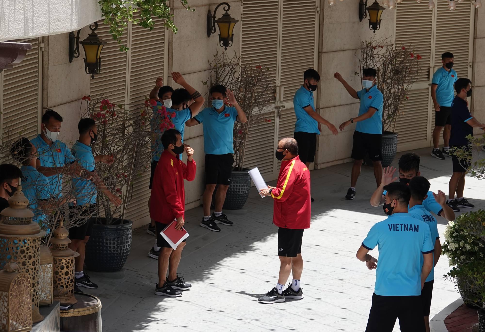 Ngay trước trận giao hữu với Jordan, tuyển Việt Nam đón tin cực vui - Ảnh 5.