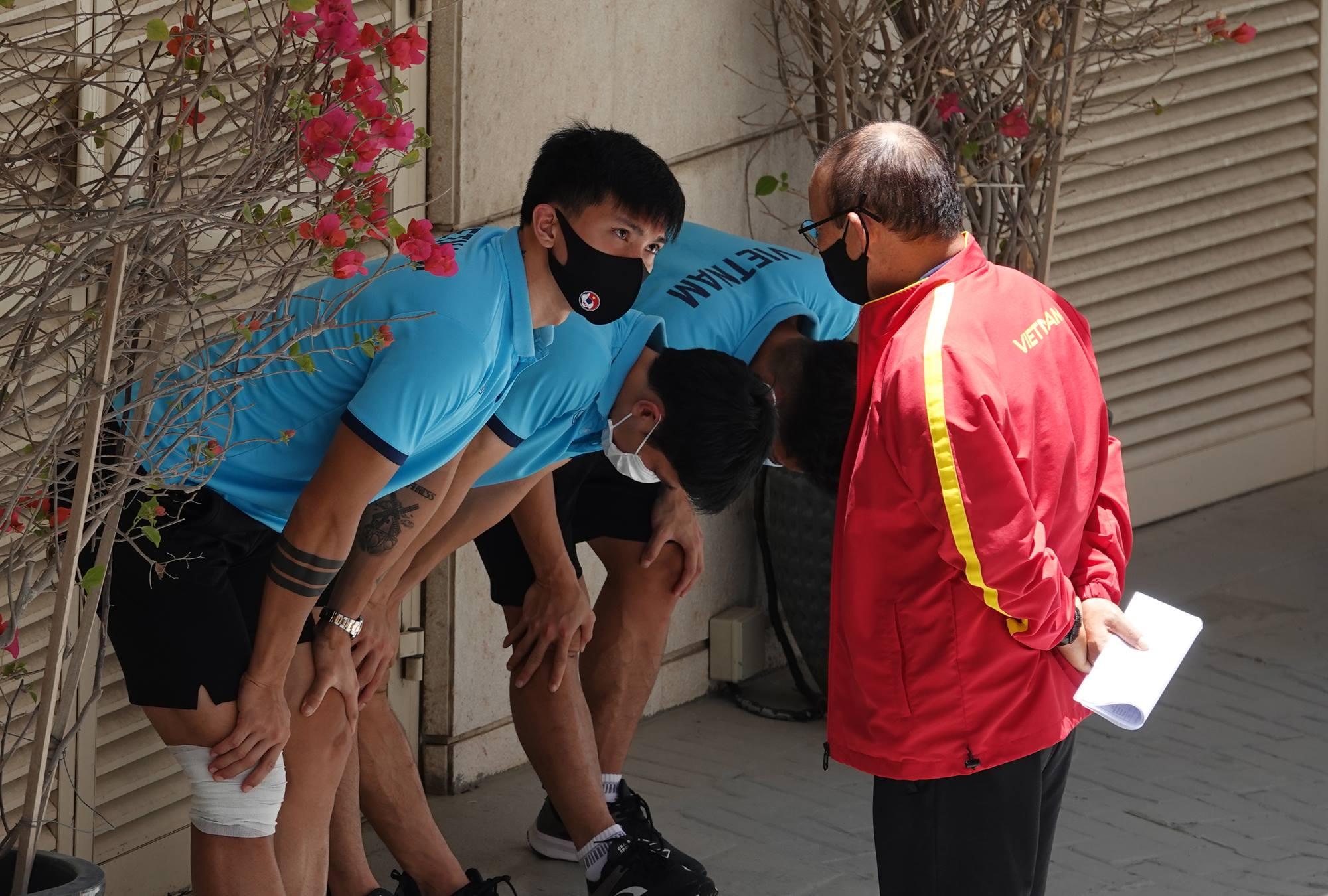 Ngay trước trận giao hữu với Jordan, tuyển Việt Nam đón tin cực vui - Ảnh 6.