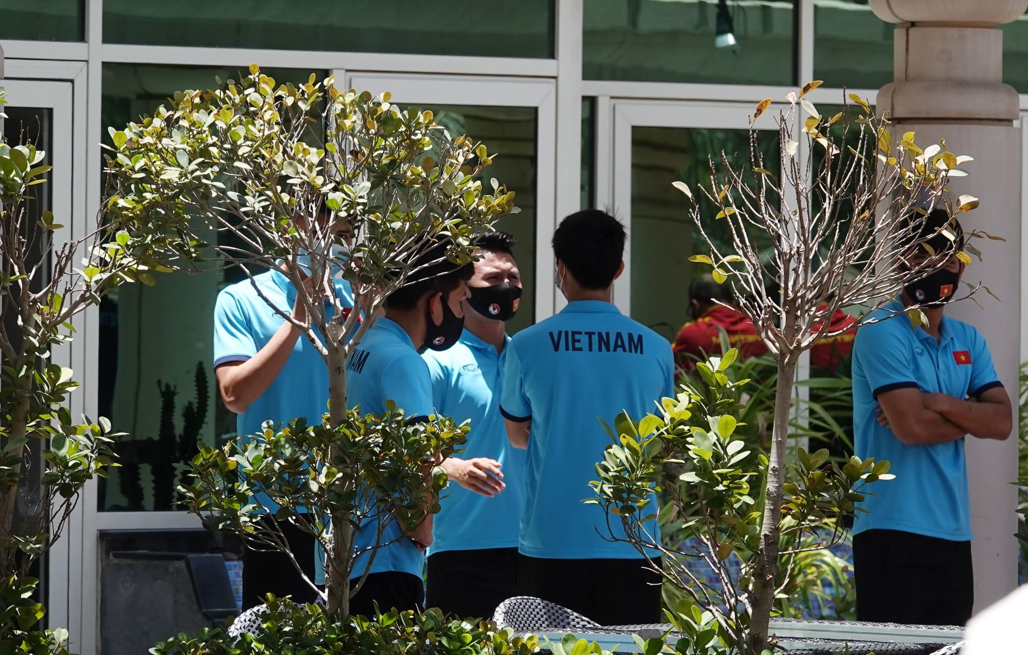 Ngay trước trận giao hữu với Jordan, tuyển Việt Nam đón tin cực vui - Ảnh 2.