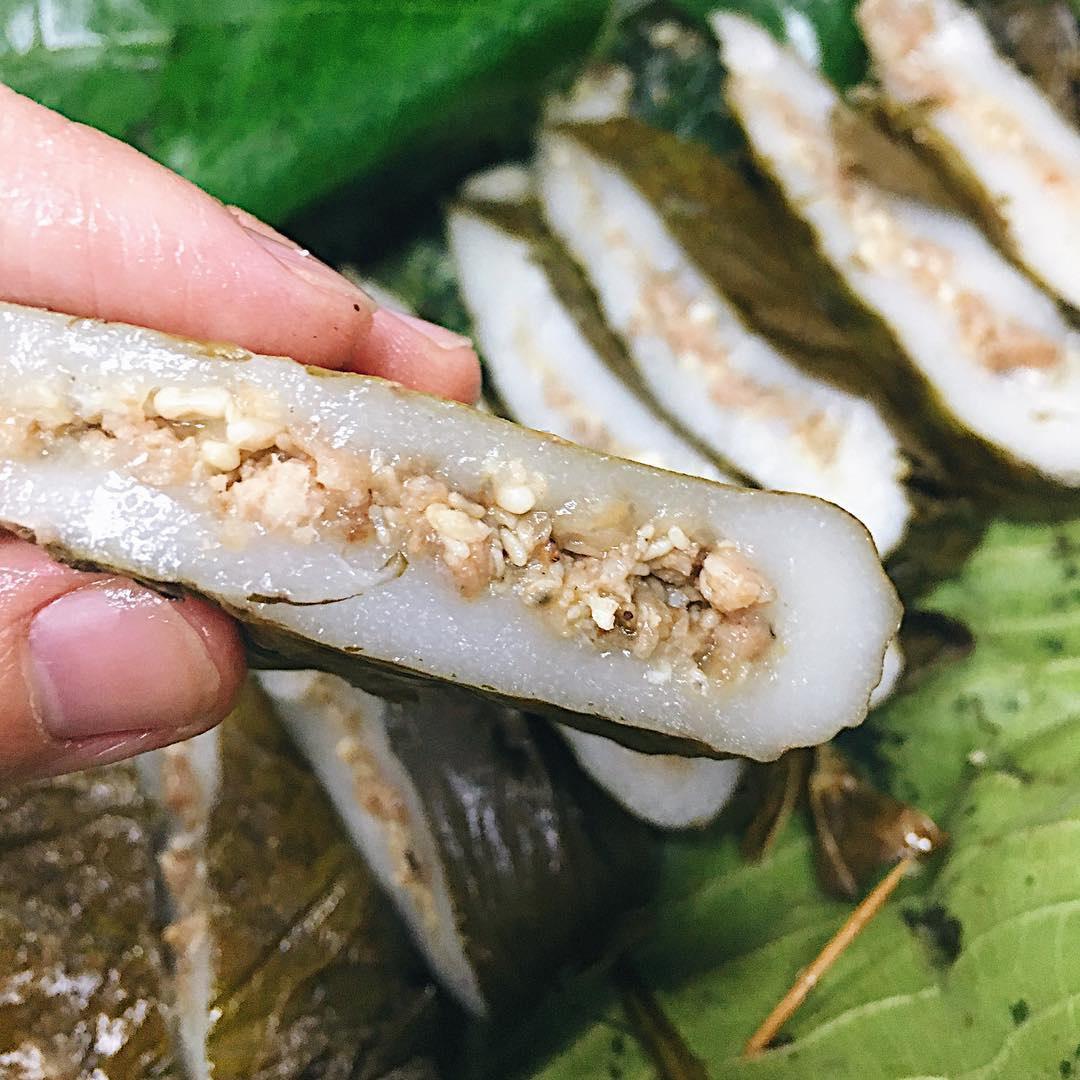 Cao Bằng: Kỳ lạ với loại bánh chỉ được thưởng thức một tháng trong năm - Ảnh 3.