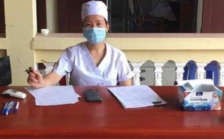 Lá thư cảm động của thầy giáo vừa dạy học, vừa dỗ con thay vợ - y sĩ đi chống dịch ở Bắc Giang - Ảnh 2.