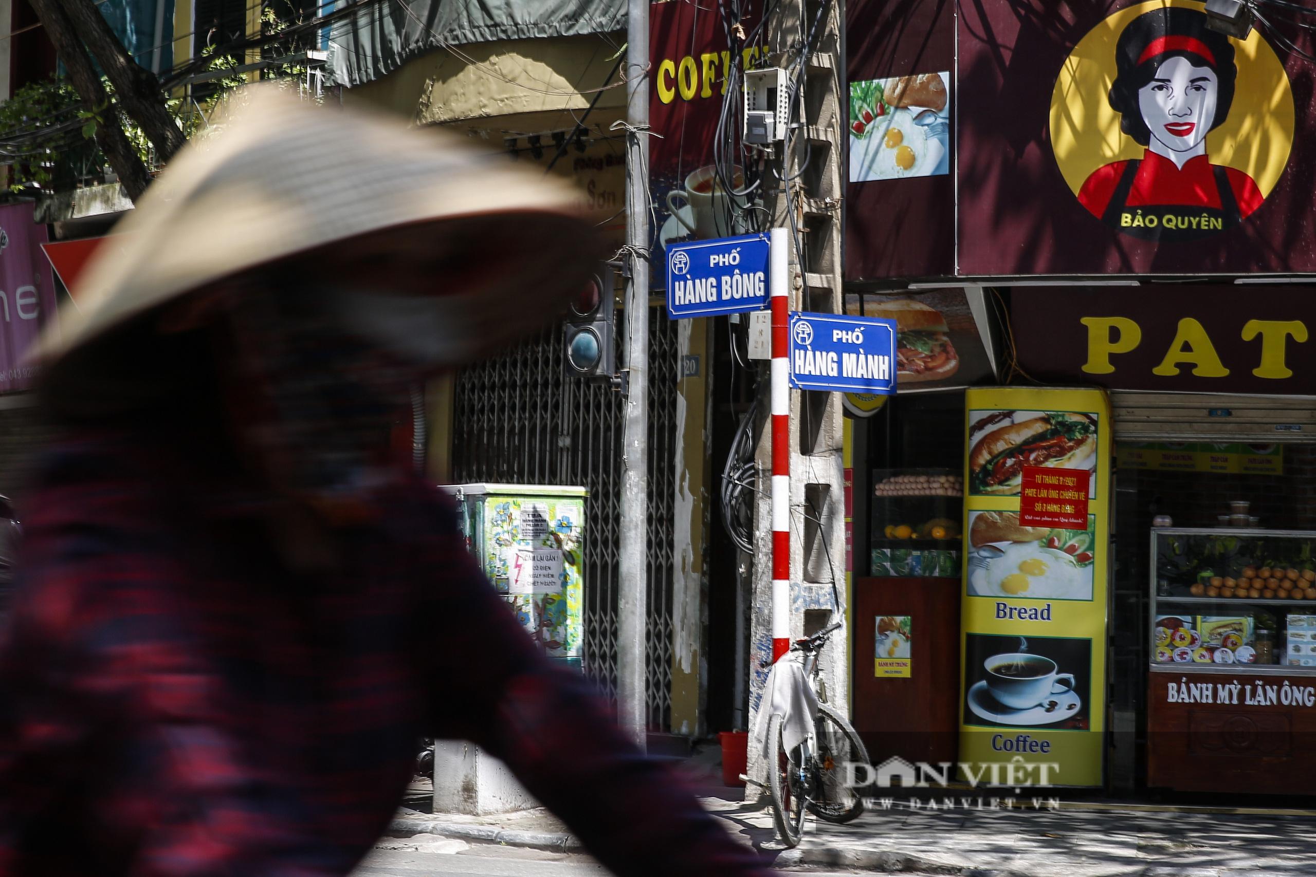 Hà Nội: Kỳ lạ con phố cổ dài 1 Km nhưng có 6 tên gọi khác nhau - Ảnh 3.