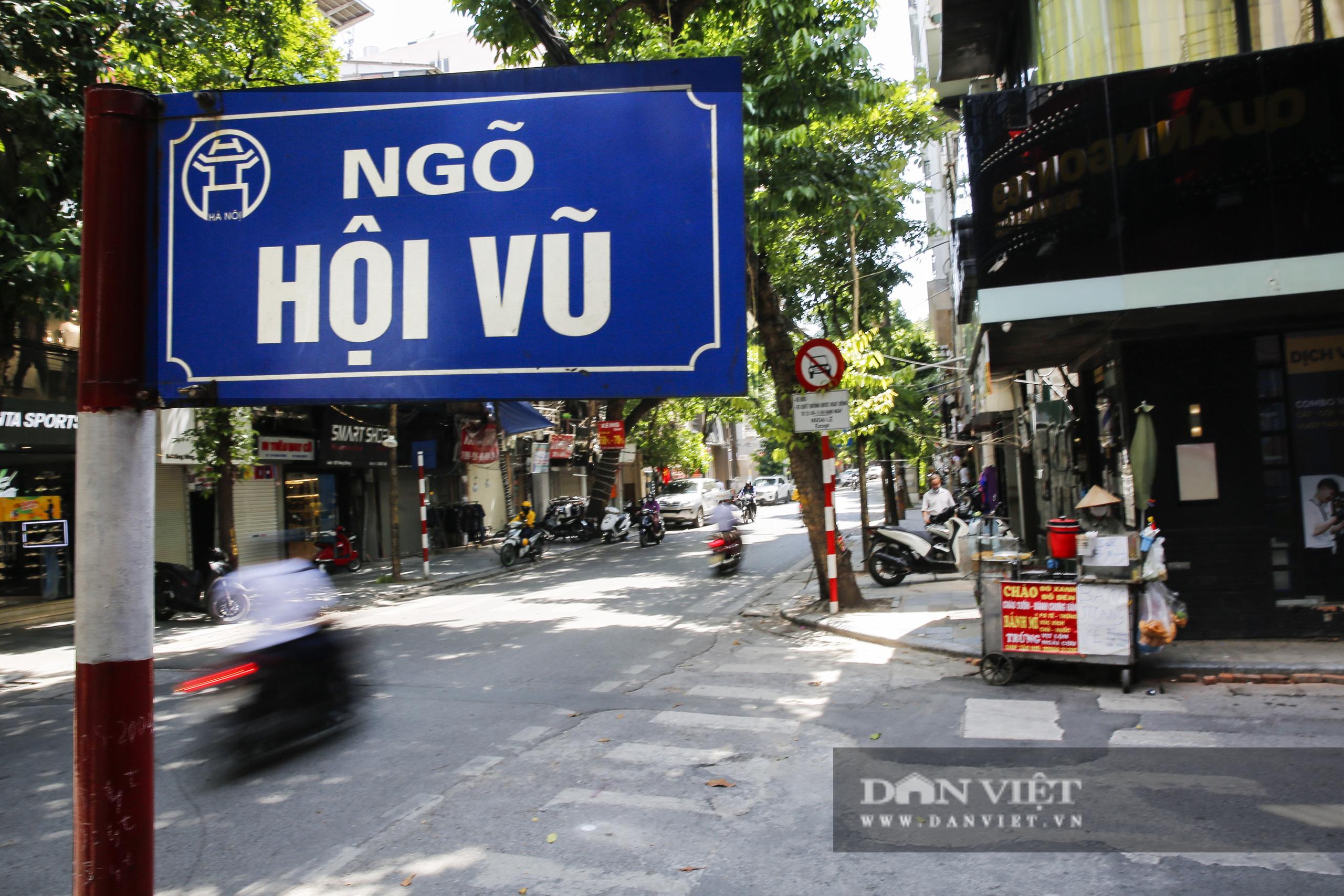 Hà Nội: Kỳ lạ con phố cổ dài 1 Km nhưng có 6 tên gọi khác nhau - Ảnh 5.