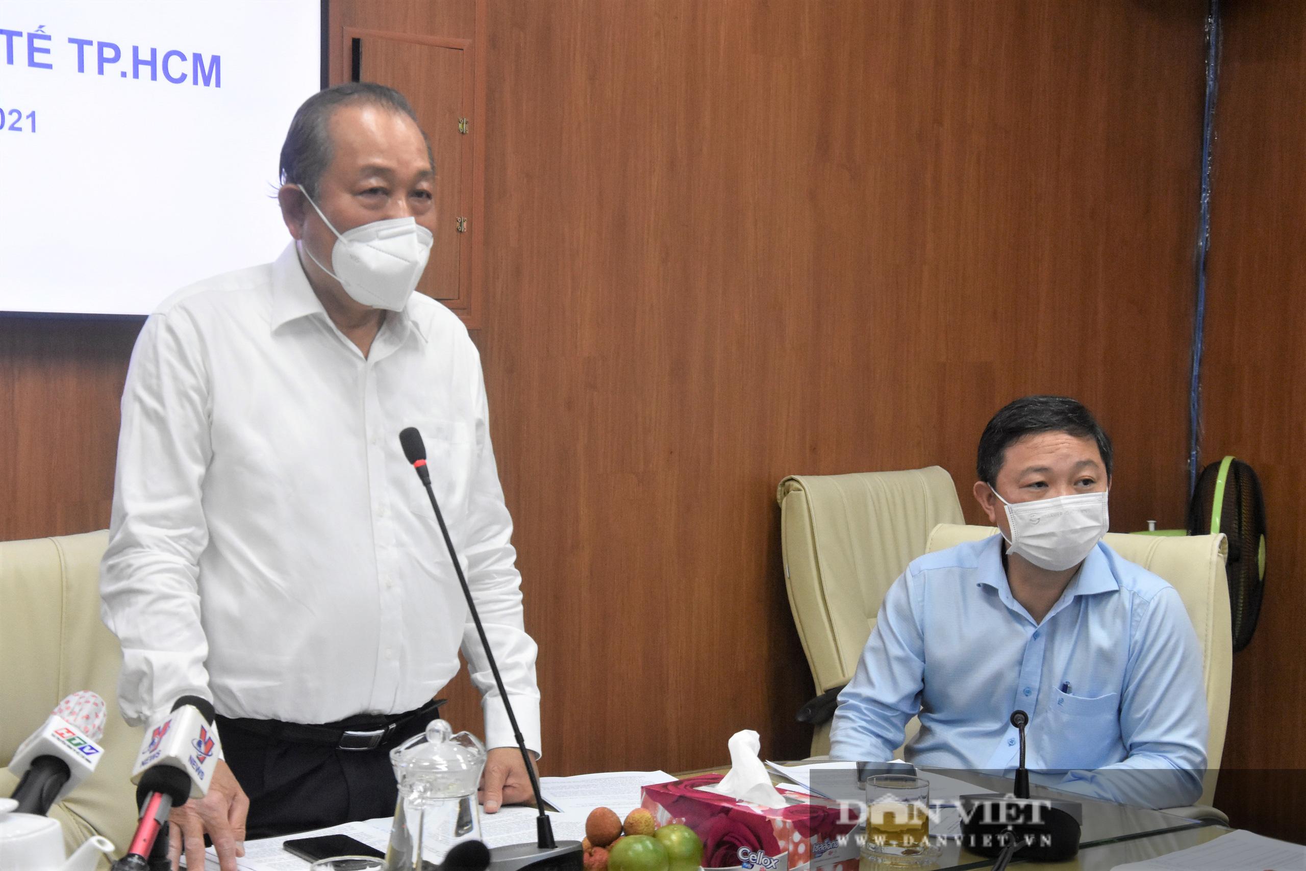 """Phó Thủ tướng thường trực Trương Hòa Bình: Phải """"tiết kiệm"""" bác sĩ tuyến đầu - Ảnh 1."""