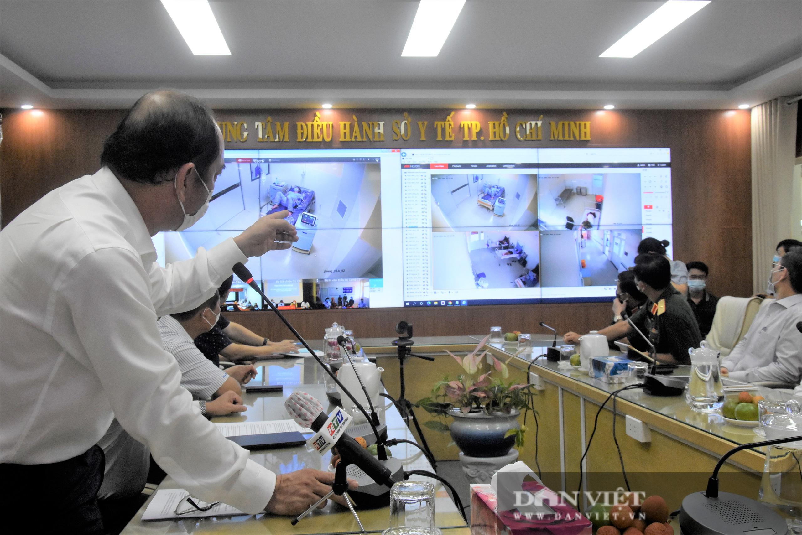 """Phó Thủ tướng thường trực Trương Hòa Bình: Phải """"tiết kiệm"""" bác sĩ tuyến đầu - Ảnh 3."""