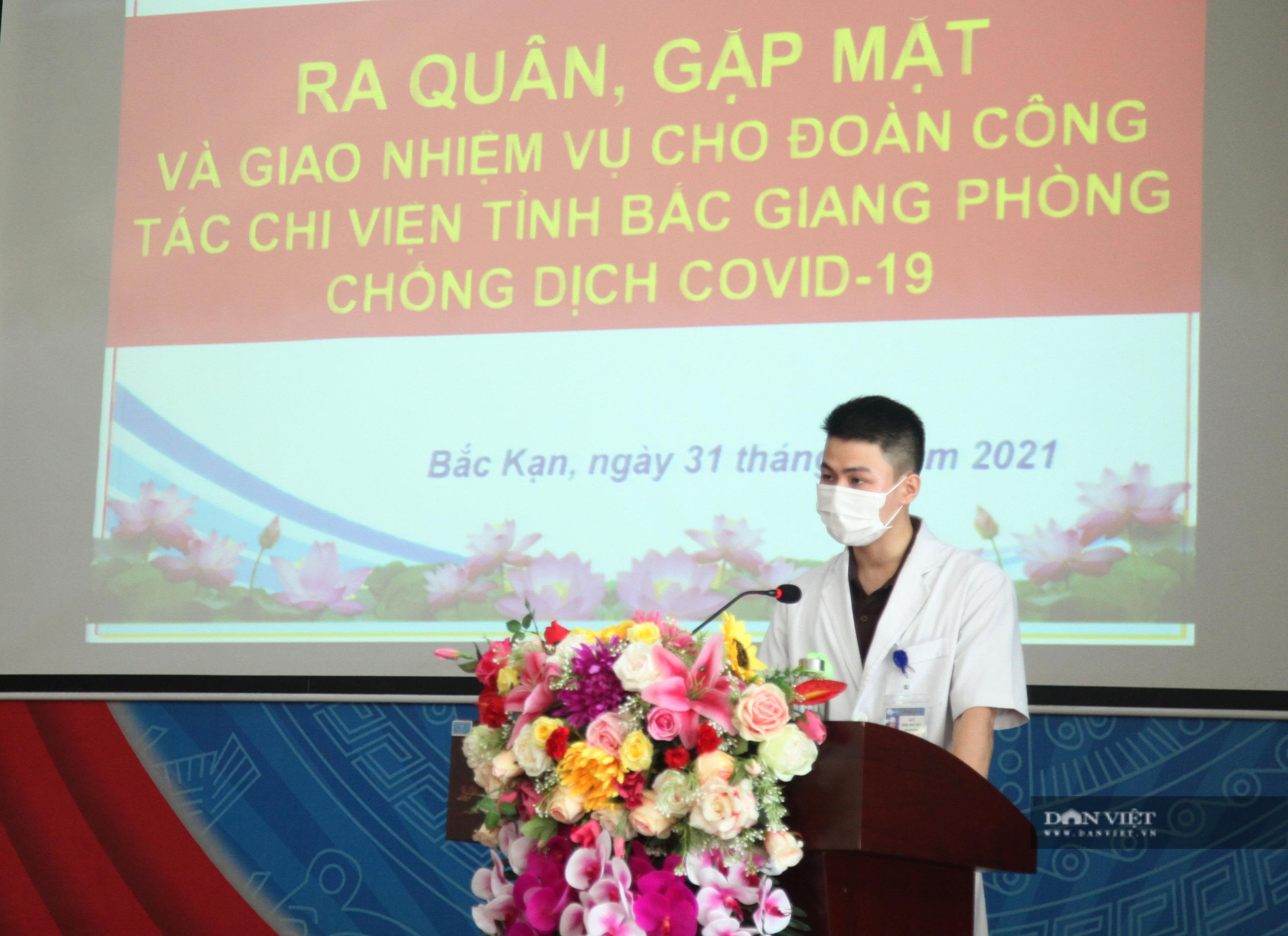 Bắc Kạn: 12 bác sỹ sẽ lên đường chi viện cho Bắc Giang - Ảnh 3.