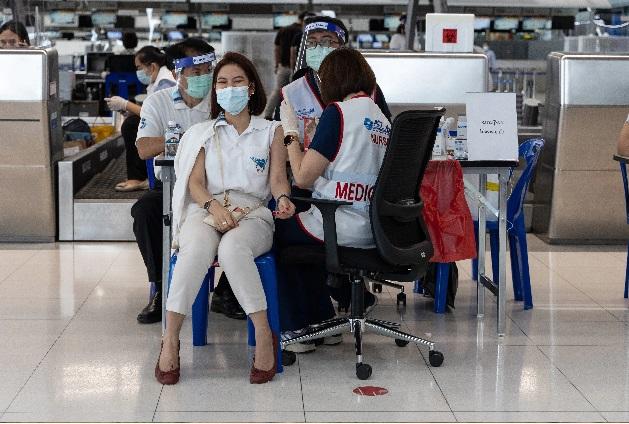 Nhà giàu châu Á đổ xô mua gói du lịch vắc xin Covid-19 tới Mỹ - Ảnh 1.