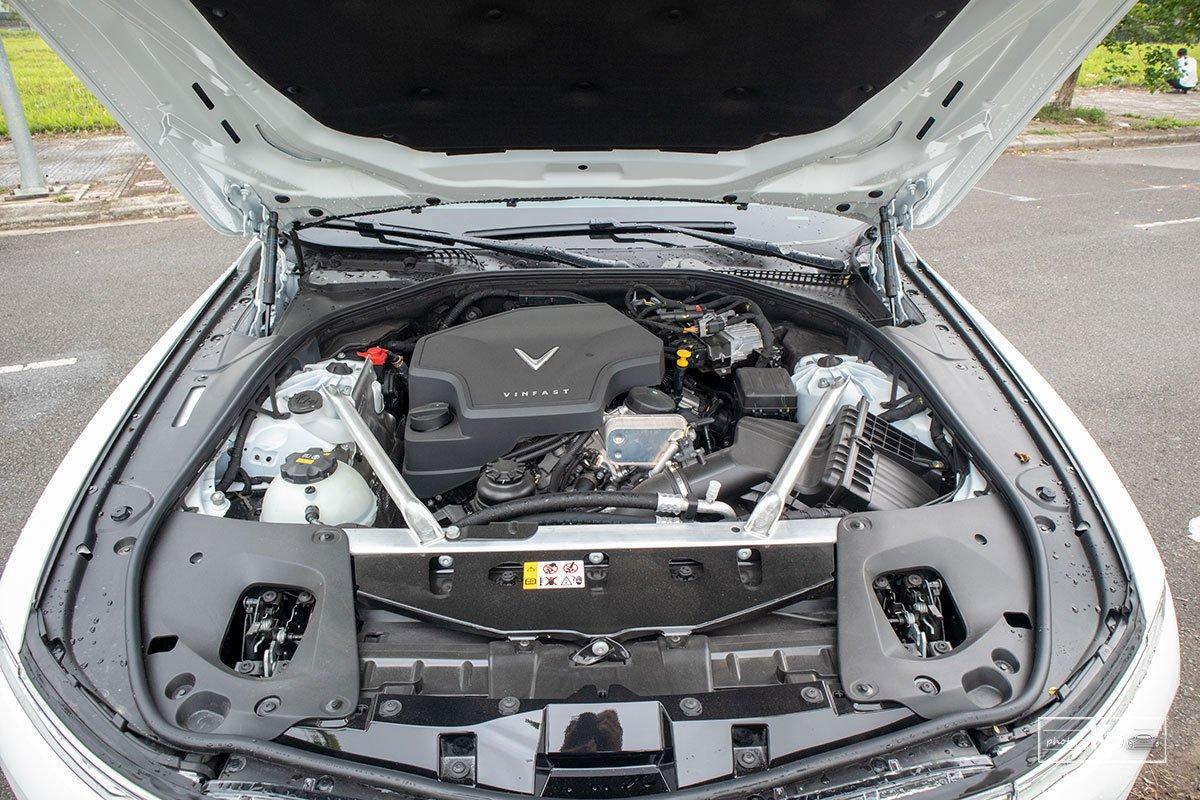 Điều bất ngờ lớn của xe VinFast Lux A2.0 với người dùng - Ảnh 1.