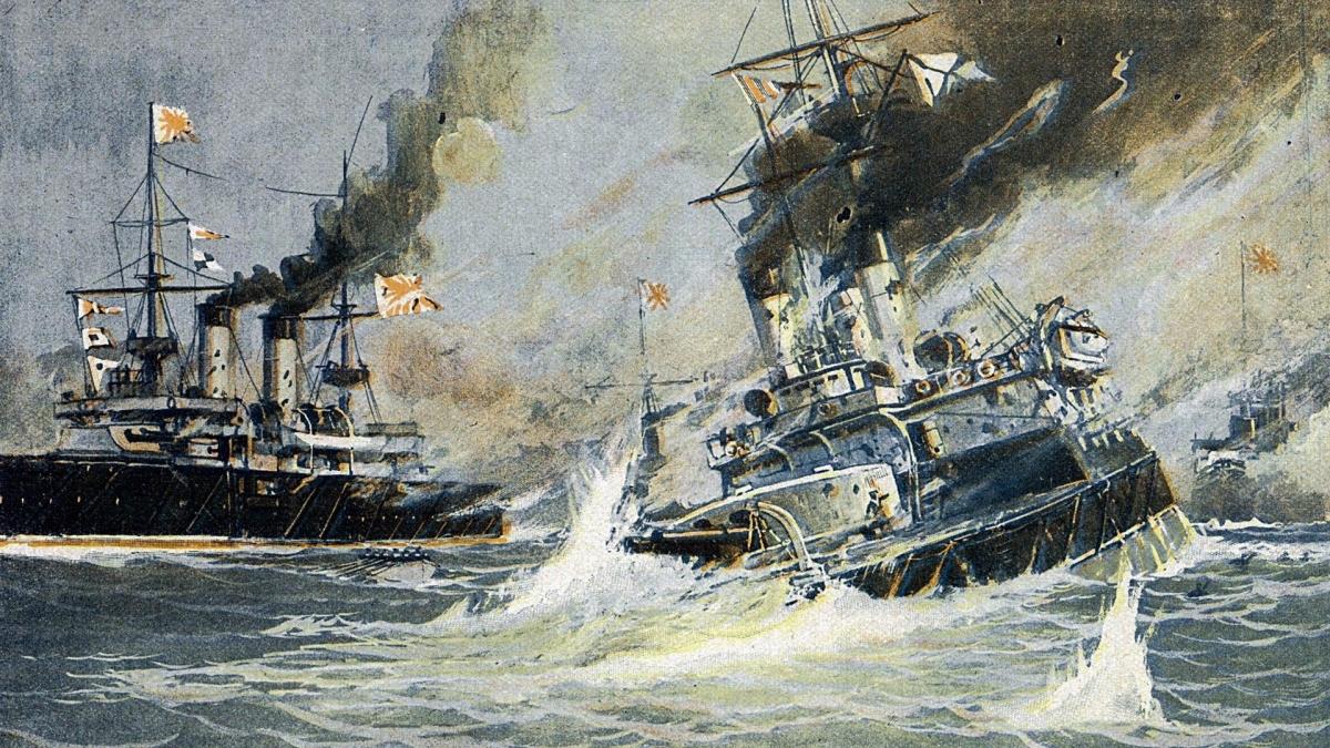 Trận thua tồi tệ nhất trong lịch sử Hải quân Nga - Ảnh 1.