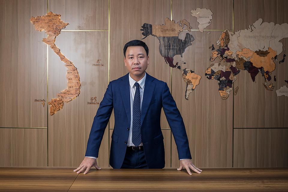 Sơn Hà của Chủ tịch Lê Vĩnh Sơn, vừa trúng cử đại biểu HĐND thành phố Hà Nội làm ăn thế nào? - Ảnh 1.