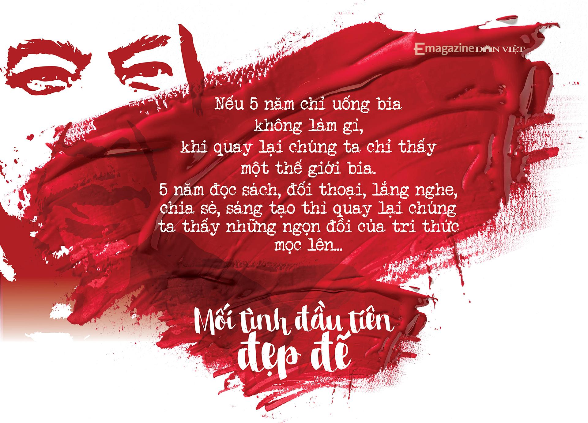 Nhà văn Nguyễn Quang Thiều: Sự đập cánh của đôi cánh tự do khác đôi chân của kẻ tuỳ tiện - Ảnh 11.