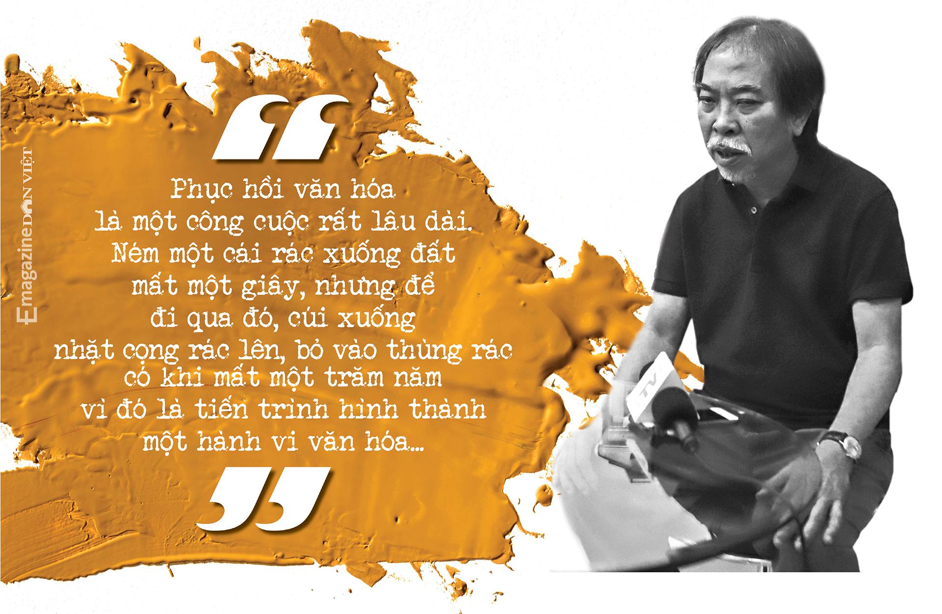Nhà văn Nguyễn Quang Thiều: Sự đập cánh của đôi cánh tự do khác đôi chân của kẻ tuỳ tiện - Ảnh 20.