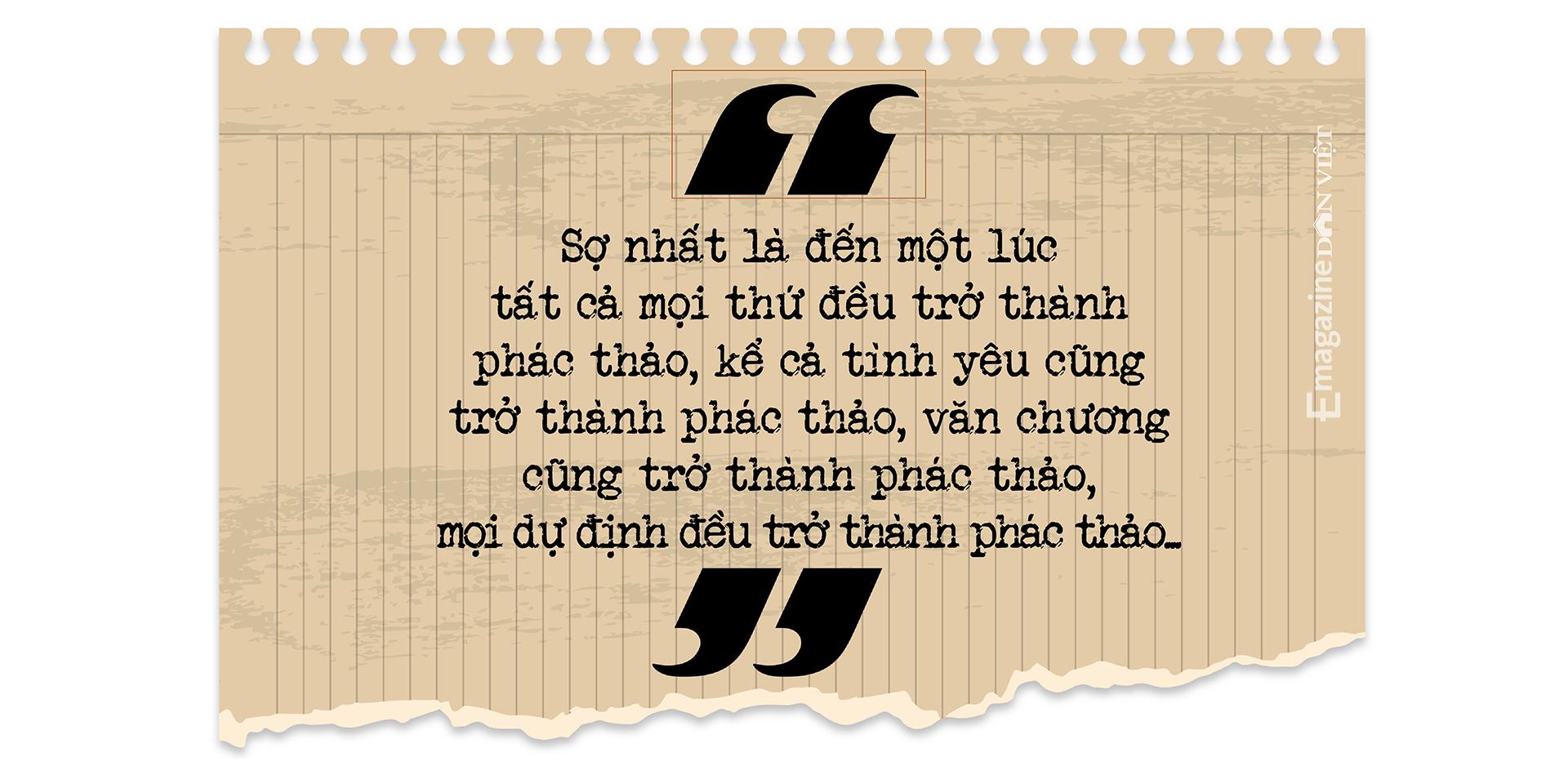 Nhà văn Nguyễn Quang Thiều: Sự đập cánh của đôi cánh tự do khác đôi chân của kẻ tuỳ tiện - Ảnh 22.