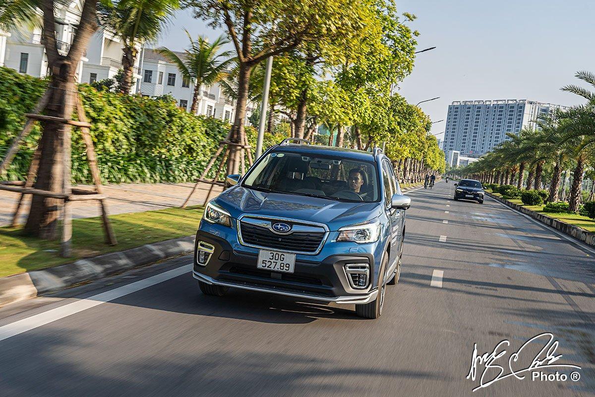 Nhược điểm xe Subaru Forester mà người Việt cần biết trước khi mua - Ảnh 10.