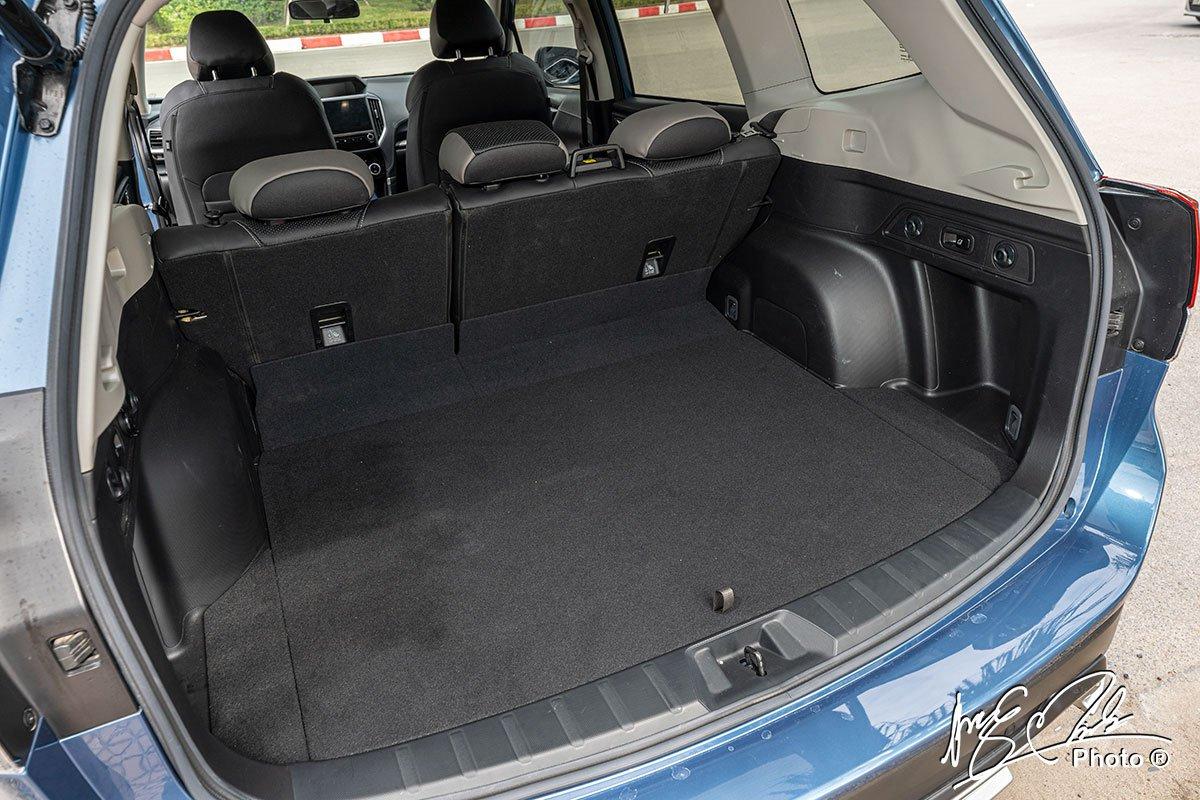 Nhược điểm xe Subaru Forester mà người Việt cần biết trước khi mua - Ảnh 8.