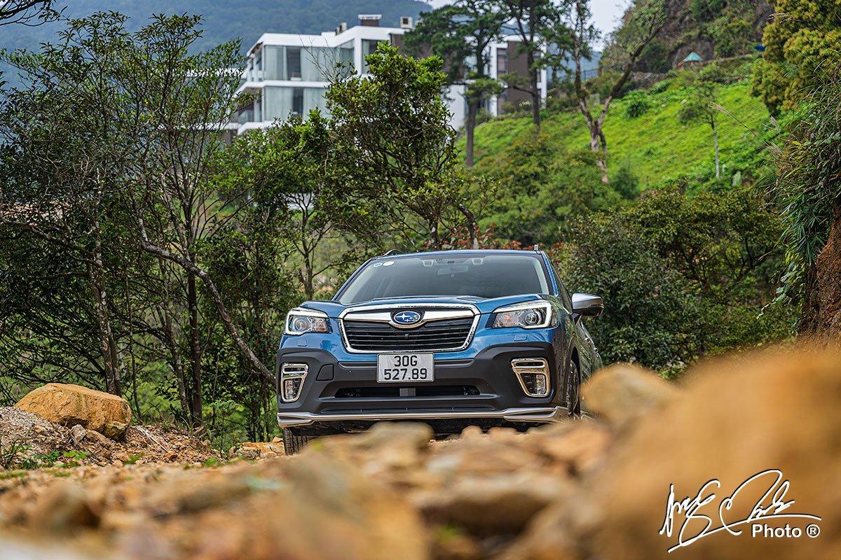 Nhược điểm xe Subaru Forester mà người Việt cần biết trước khi mua - Ảnh 6.