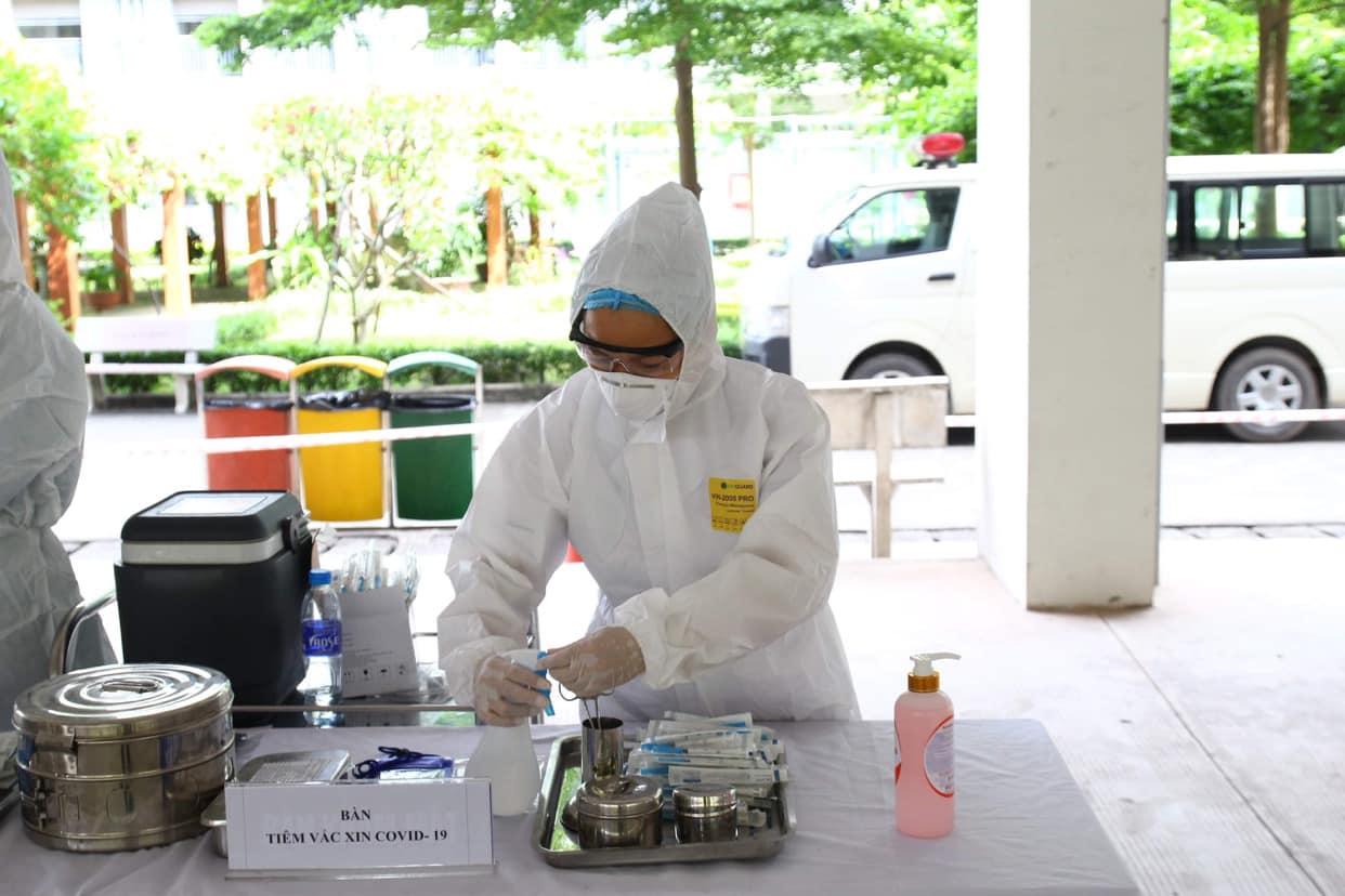 Bắc Giang: Số ca Covid-19 giảm 50% ở lần lấy mẫu xét nghiệm thứ 2 - Ảnh 3.