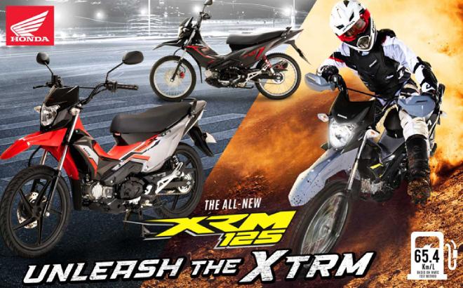 Honda XRM125 DS 2021