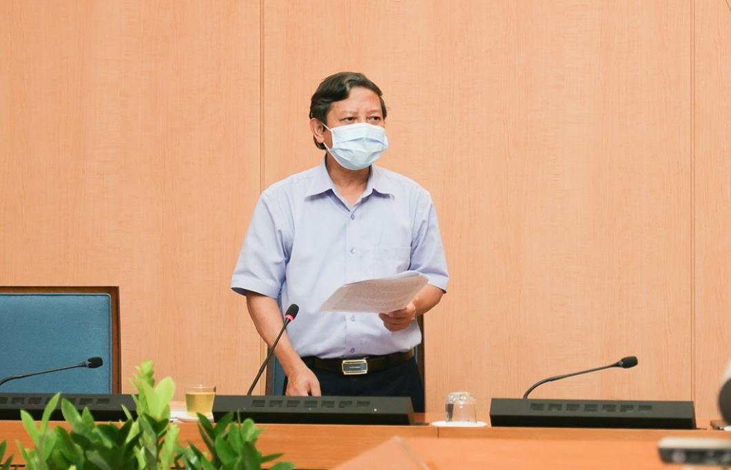Quân đội tổng lực khử khuẩn Bệnh viện Nhiệt đới Trung ương cơ sở 2 nơi phát hiện 42 ca nhiễm Covid-19 - Ảnh 1.