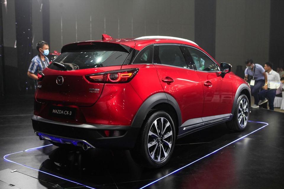 """Mazda CX-3 đáng gờm nhưng Kia Seltos có """"vũ khí"""" đặc biệt - Ảnh 2."""