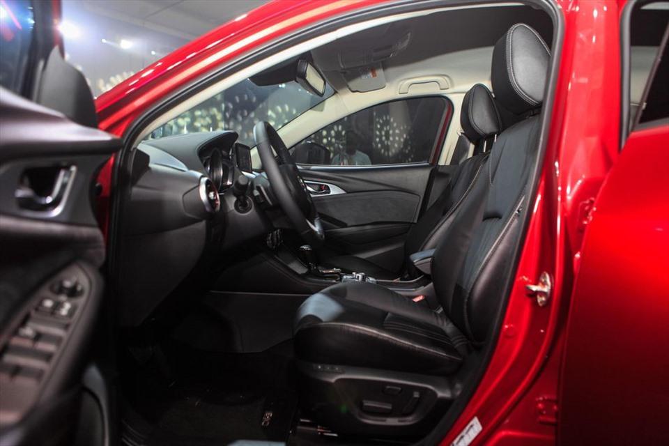 """Mazda CX-3 đáng gờm nhưng Kia Seltos có """"vũ khí"""" đặc biệt - Ảnh 8."""