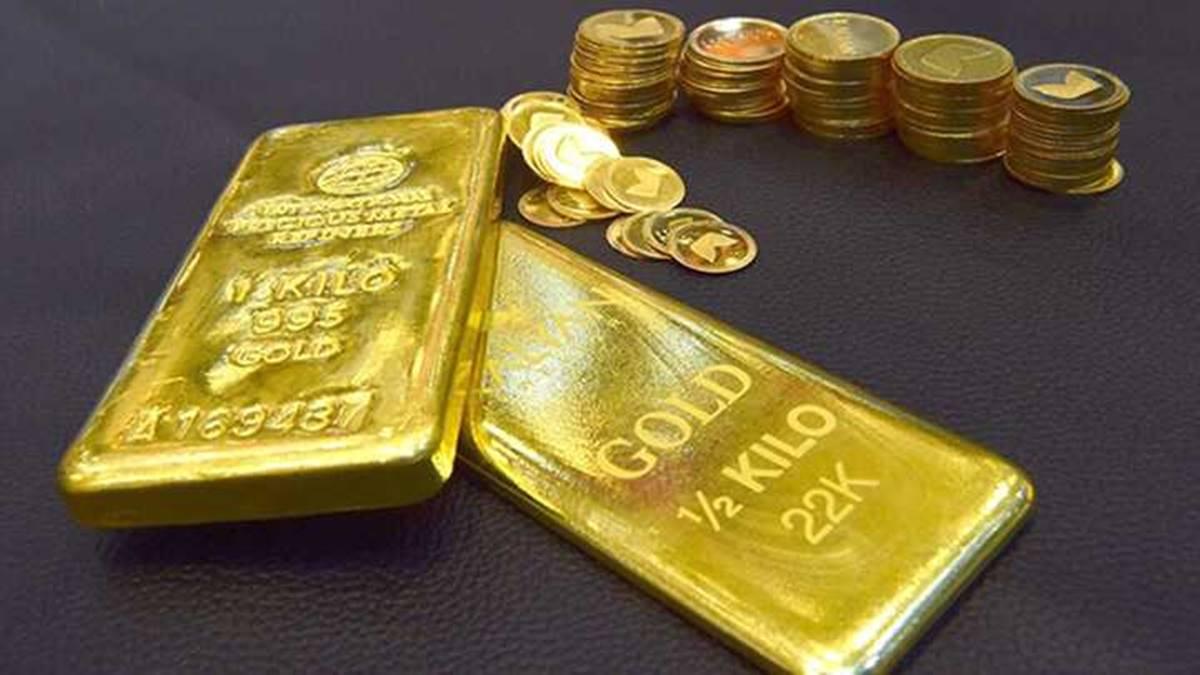"""Giá vàng hôm nay 6/5: Vàng rơi từ đỉnh, nhà đầu tư không """"mặn mà"""" - Ảnh 1."""