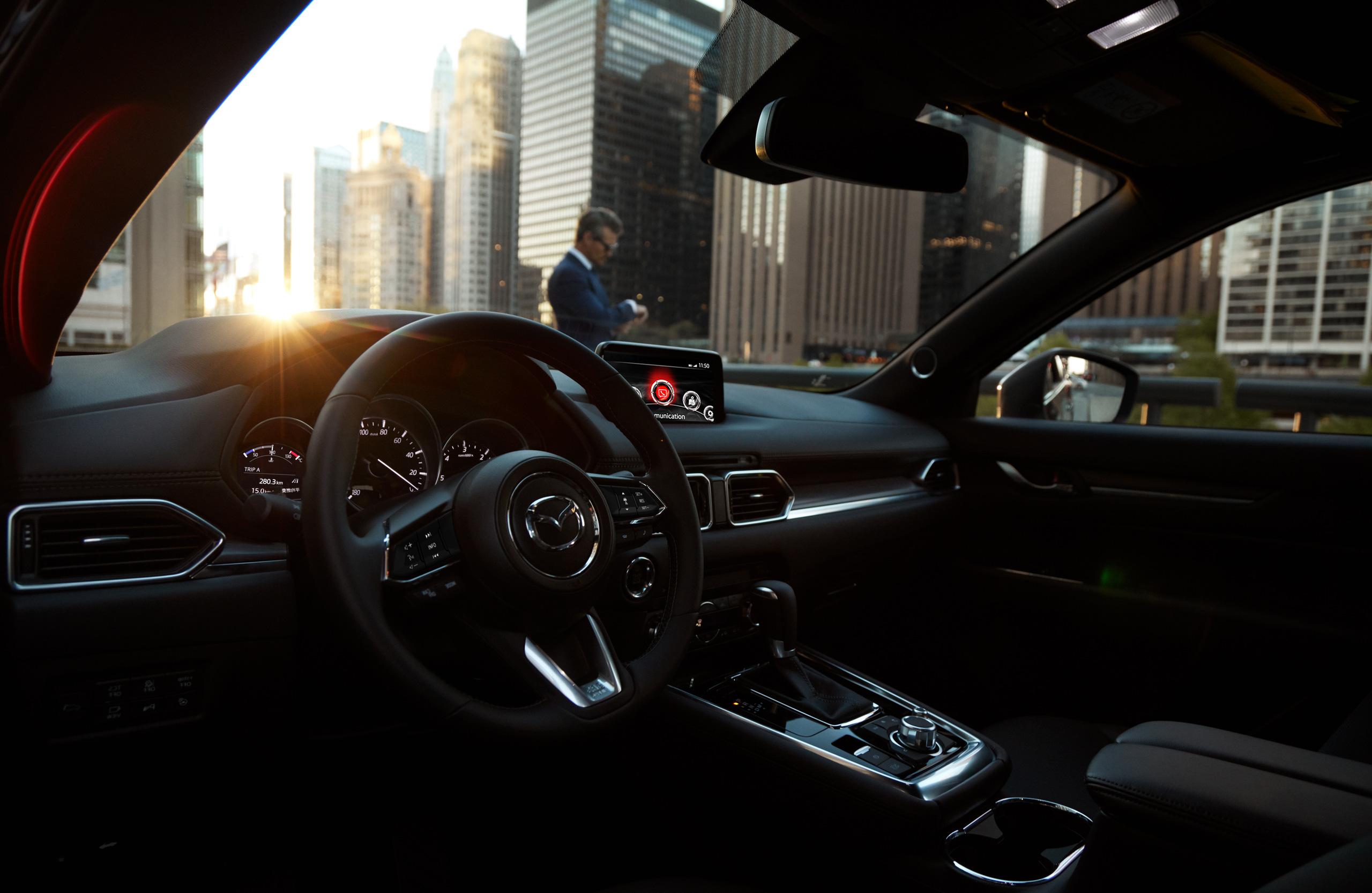 Thiết kế và trang bị, yếu tố hút khách hàng của Mazda CX-8 - Ảnh 3.