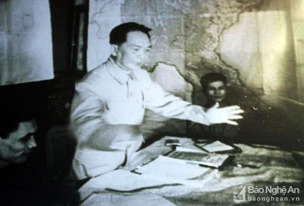Đại tướng Võ Nguyên Giáp và những khoảnh khắc lịch sử ở Điện Biên Phủ - Ảnh 6.
