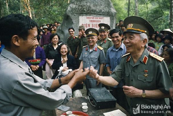 Đại tướng Võ Nguyên Giáp và những khoảnh khắc lịch sử ở Điện Biên Phủ - Ảnh 15.
