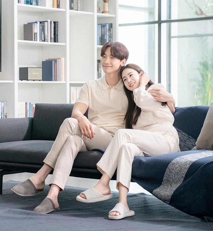 Kim Tae Hee rạng rỡ, tươi tắn không ngờ ở tuổi 41 - Ảnh 9.