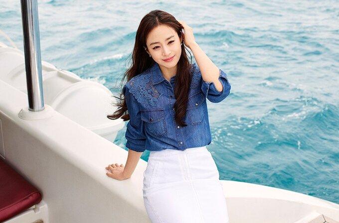 Kim Tae Hee rạng rỡ, tươi tắn không ngờ ở tuổi 41 - Ảnh 3.