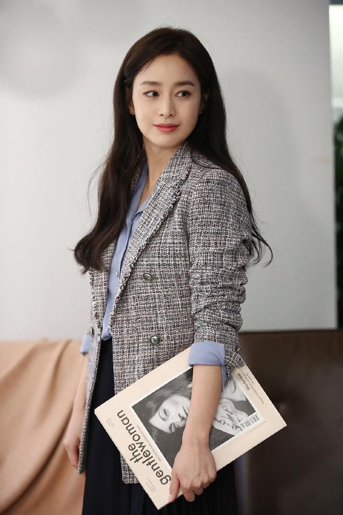 Kim Tae Hee rạng rỡ, tươi tắn không ngờ ở tuổi 41 - Ảnh 6.