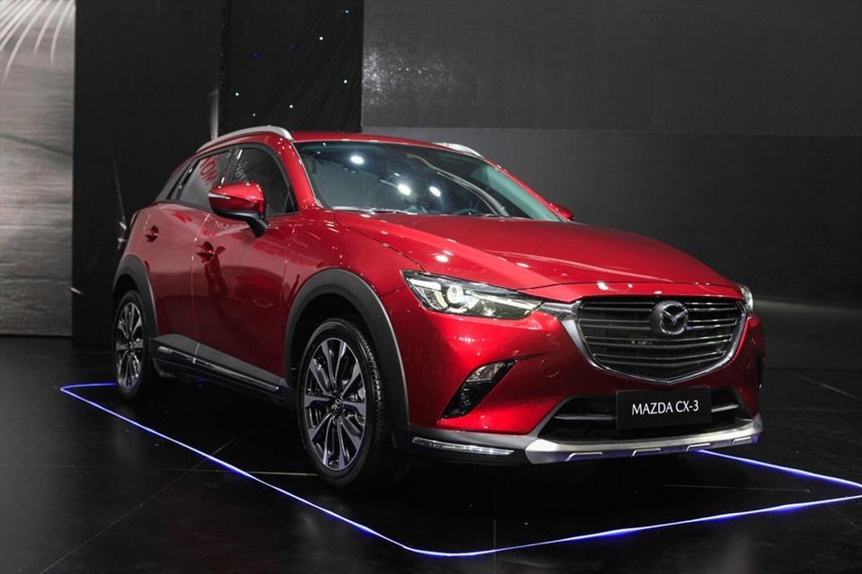 """Mazda CX-3 đáng gờm nhưng Kia Seltos có """"vũ khí"""" đặc biệt - Ảnh 1."""