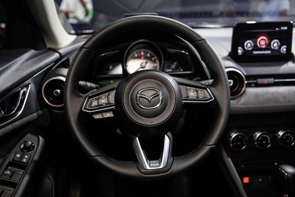 """Mazda CX-3 đáng gờm nhưng Kia Seltos có """"vũ khí"""" đặc biệt - Ảnh 5."""