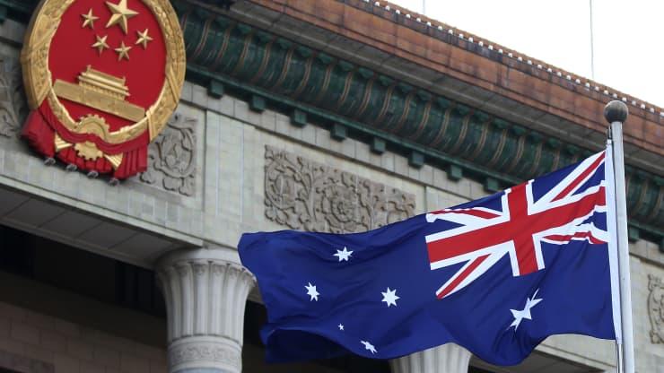 Trung Quốc đình chỉ vô thời hạn Đối thoại Kinh tế chiến lược với Úc - Ảnh 1.