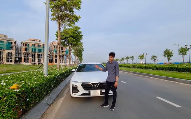 YouTuber phản ánh sai sự thật về xe VinFast Lux A2.0 lên tiếng bất ngờ - Ảnh 1.