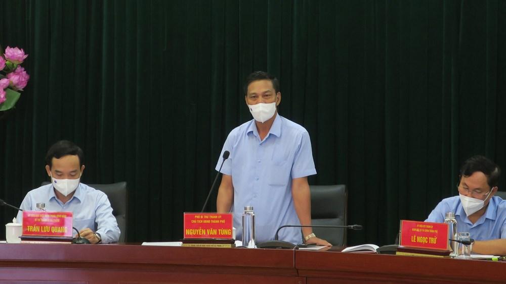 Dịch Covid-19 ở Hải Phòng: Khẩn trương truy vết 43 người đến khám chữa bệnh tại BV nhiệt đới Trung ương - Ảnh 1.
