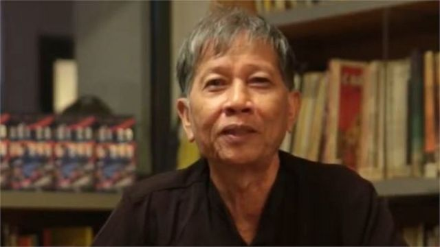 """Đấu giá bản in đầu tiên cuốn """"Tướng về hưu"""" nhân 49 ngày mất của nhà văn Nguyễn Huy Thiệp - Ảnh 2."""