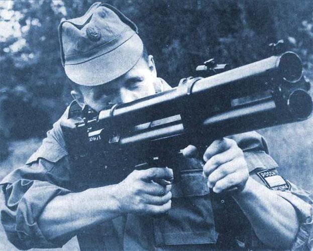 Có hay không súng phóng lựu hai nòng cực độc DP-64 trong biên chế Hải quân Việt Nam? - Ảnh 7.