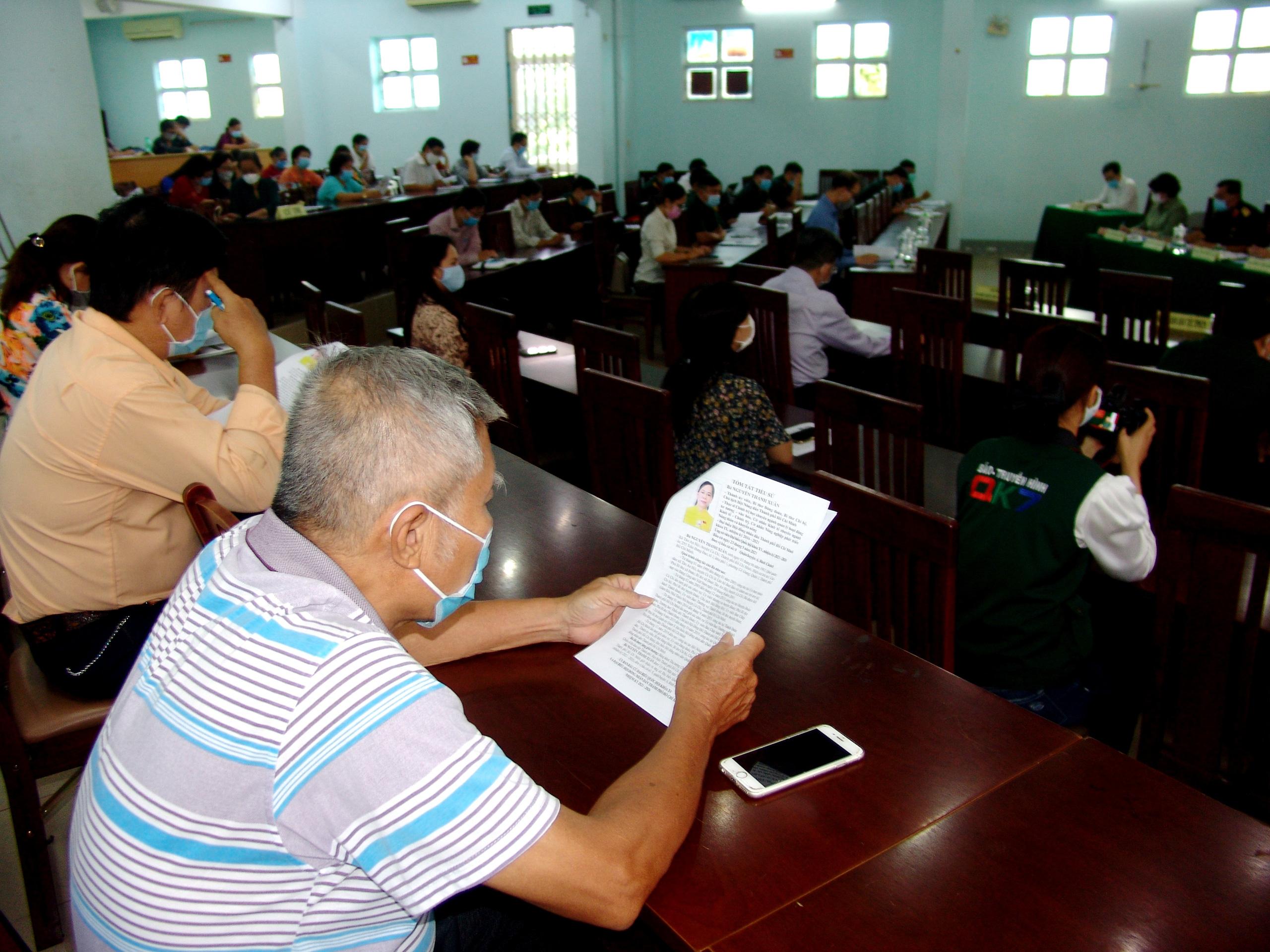 TP.HCM: Chủ tịch Hội Nông dân hứa đưa ý kiến cử tri ra nghị trường Quốc hội - Ảnh 1.
