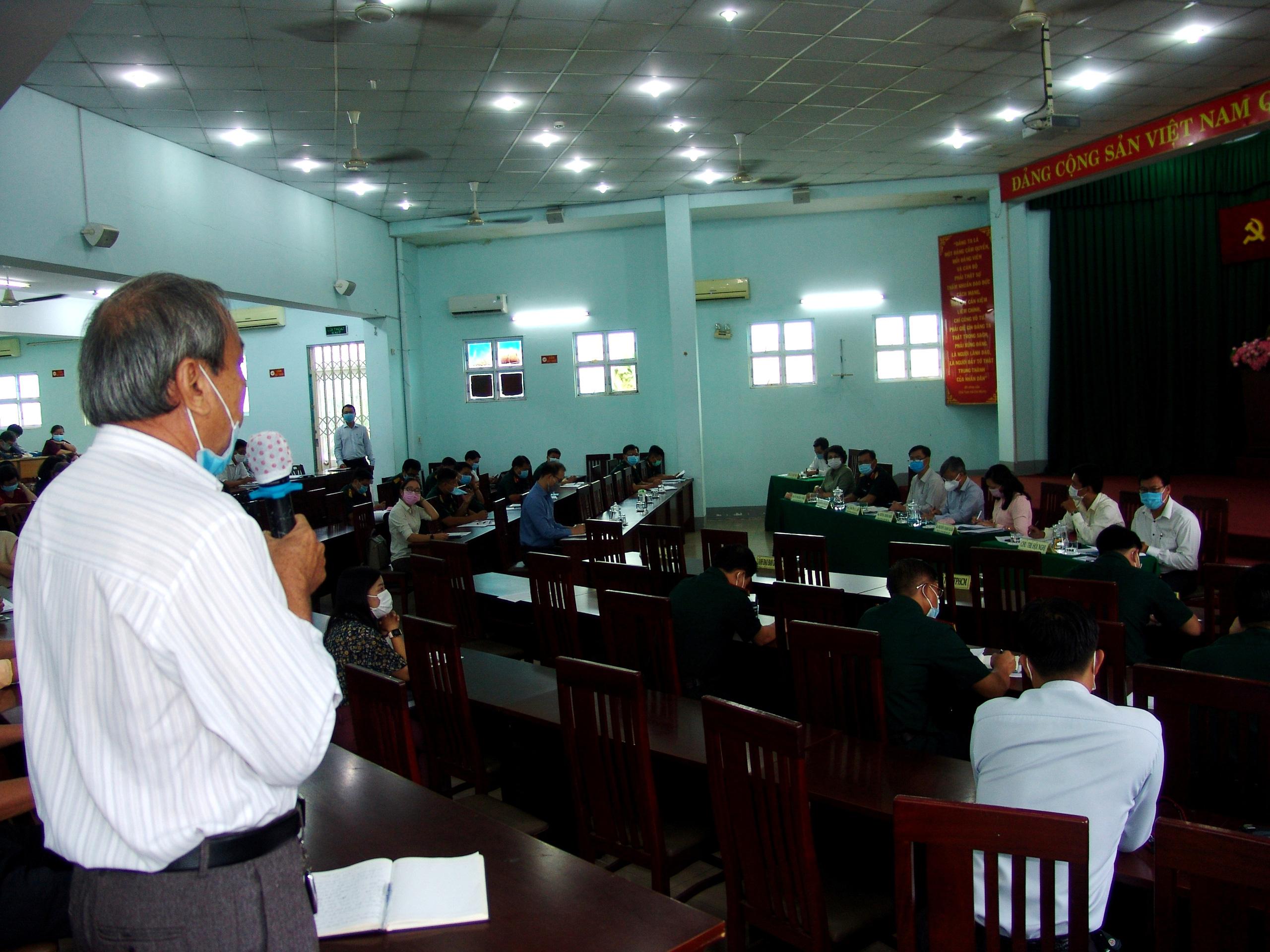 TP.HCM: Chủ tịch Hội Nông dân hứa đưa ý kiến cử tri ra nghị trường Quốc hội - Ảnh 3.