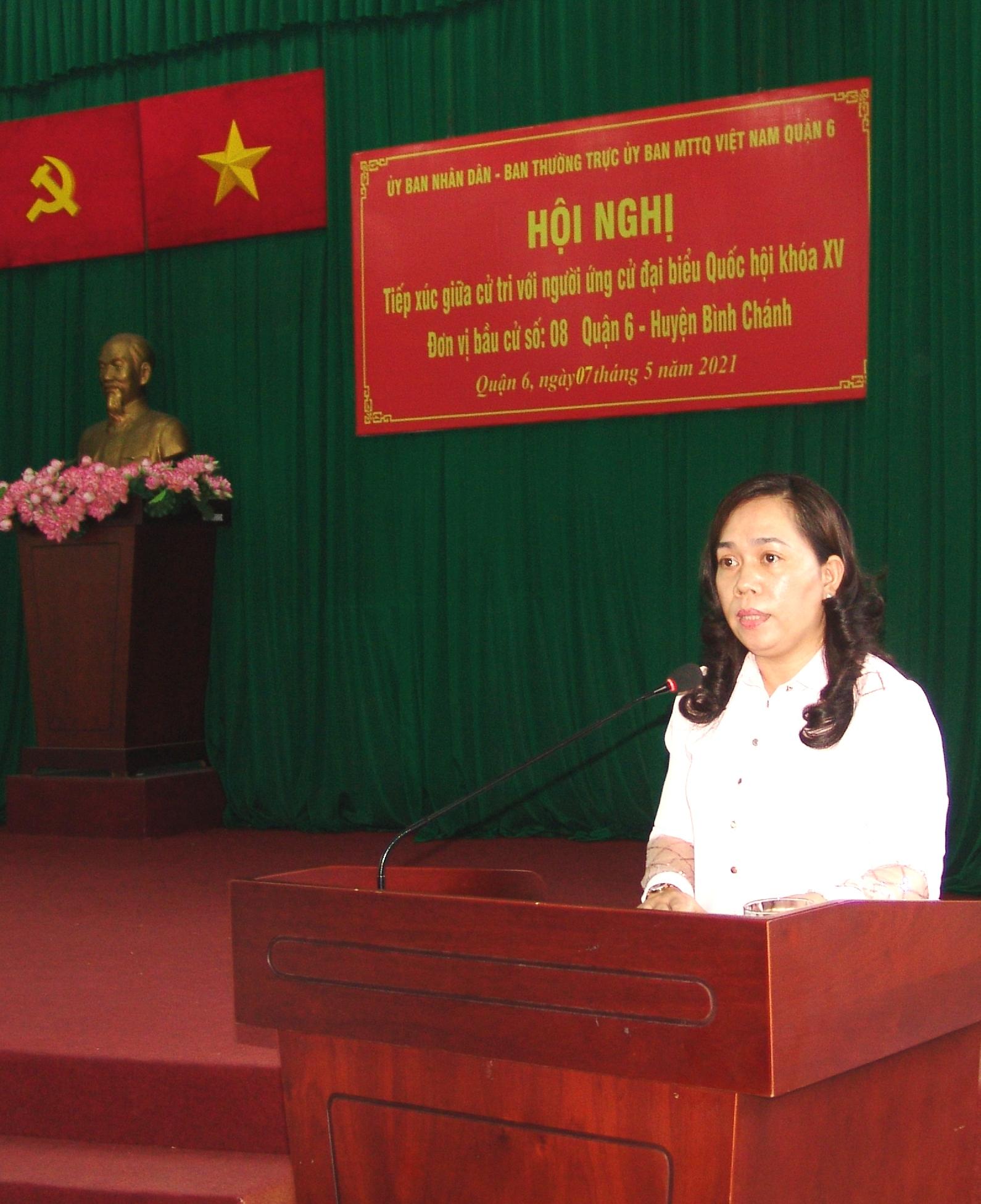 TP.HCM: Chủ tịch Hội Nông dân hứa đưa ý kiến cử tri ra nghị trường Quốc hội - Ảnh 2.