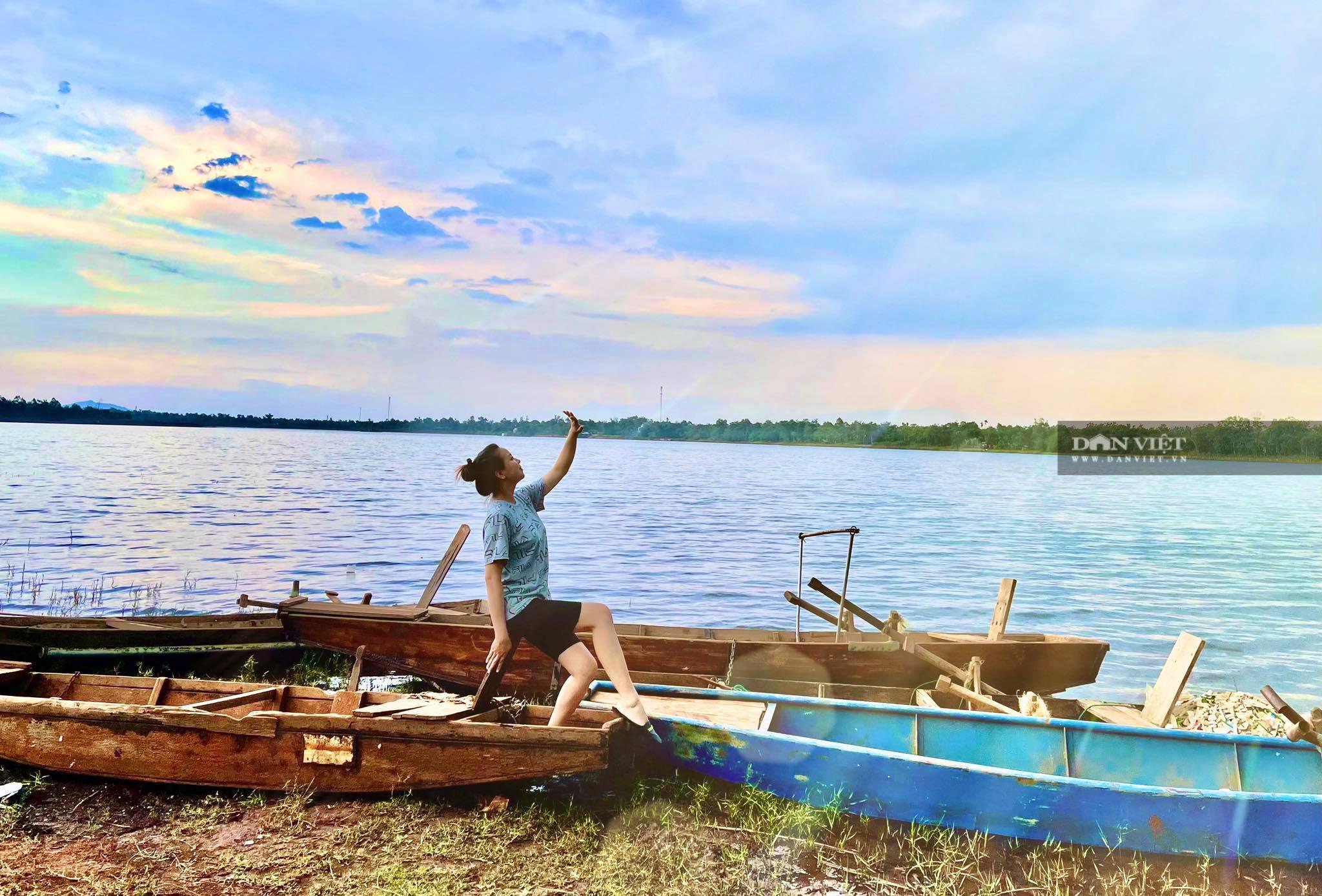"""Đắk Lắk: Giới trẻ mê mẩn điểm chụp hình sinh thái """"sống ảo"""" đẹp nao lòng - Ảnh 1."""