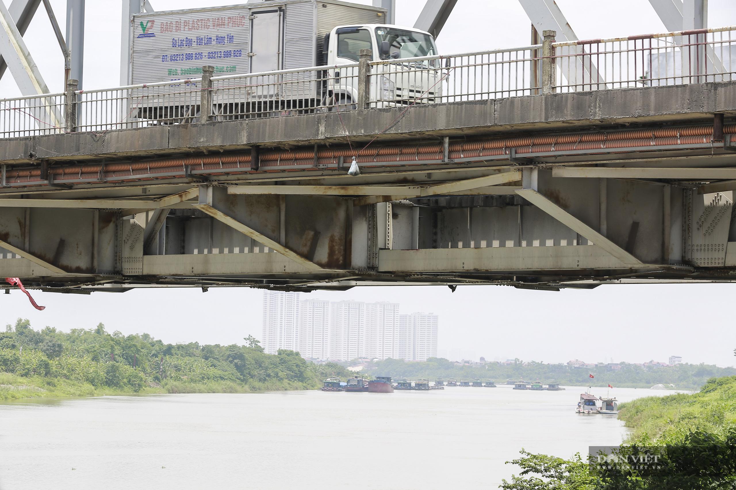 Cầu Đuống sửa chữa, tàu thuyền được phép di chuyển vào giờ nào? - Ảnh 4.