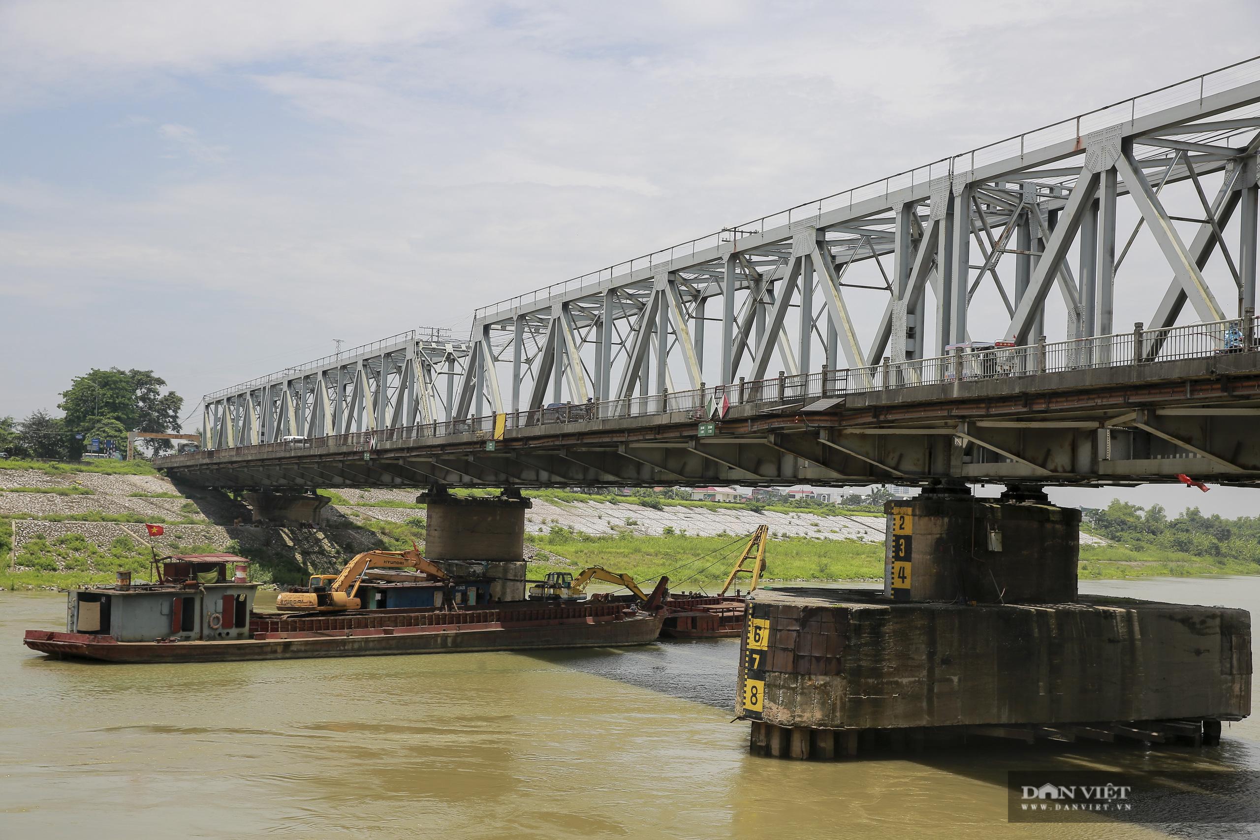Cầu Đuống sửa chữa, tàu thuyền được phép di chuyển vào giờ nào? - Ảnh 5.