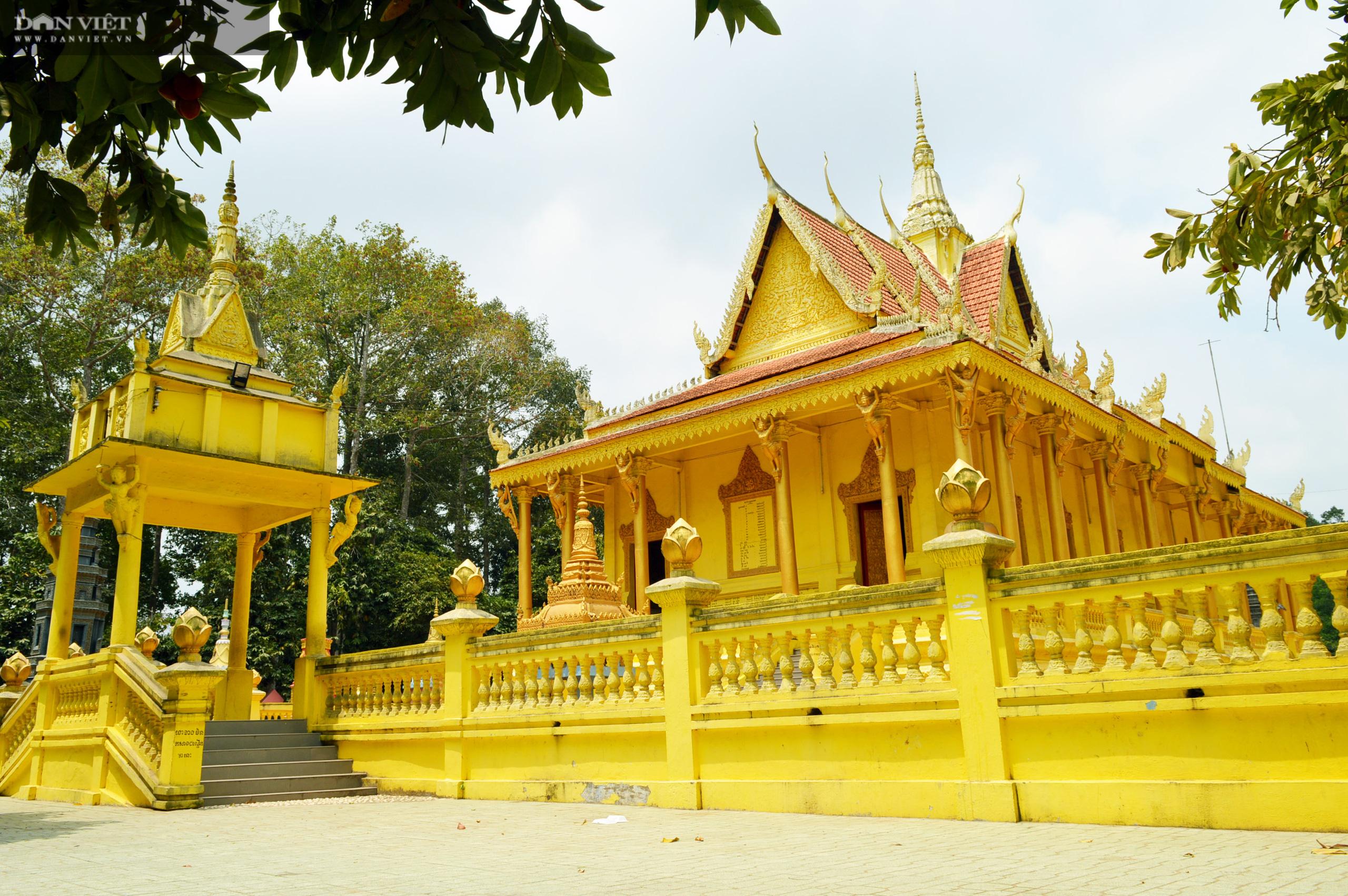 Sóc Trăng: Huyền bí ngôi chùa Khmer hơn 500 tuổi  - Ảnh 3.