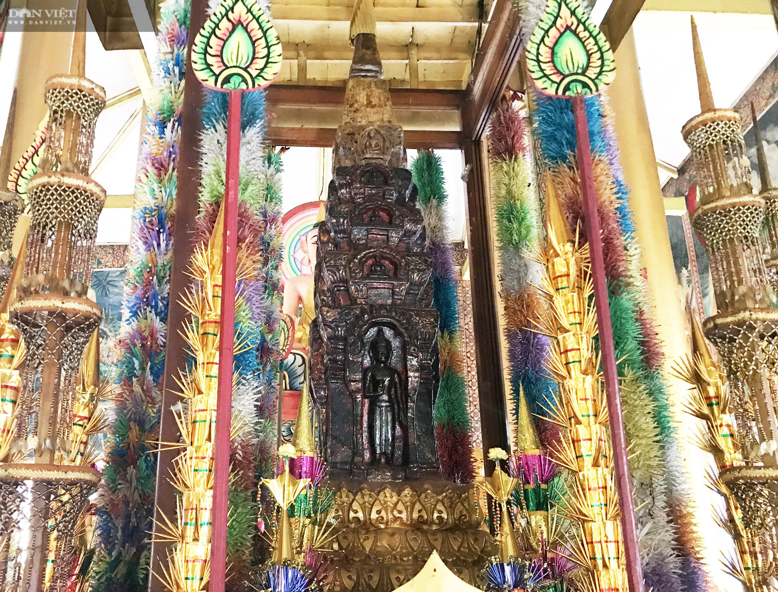 Sóc Trăng: Huyền bí ngôi chùa Khmer hơn 500 tuổi  - Ảnh 4.