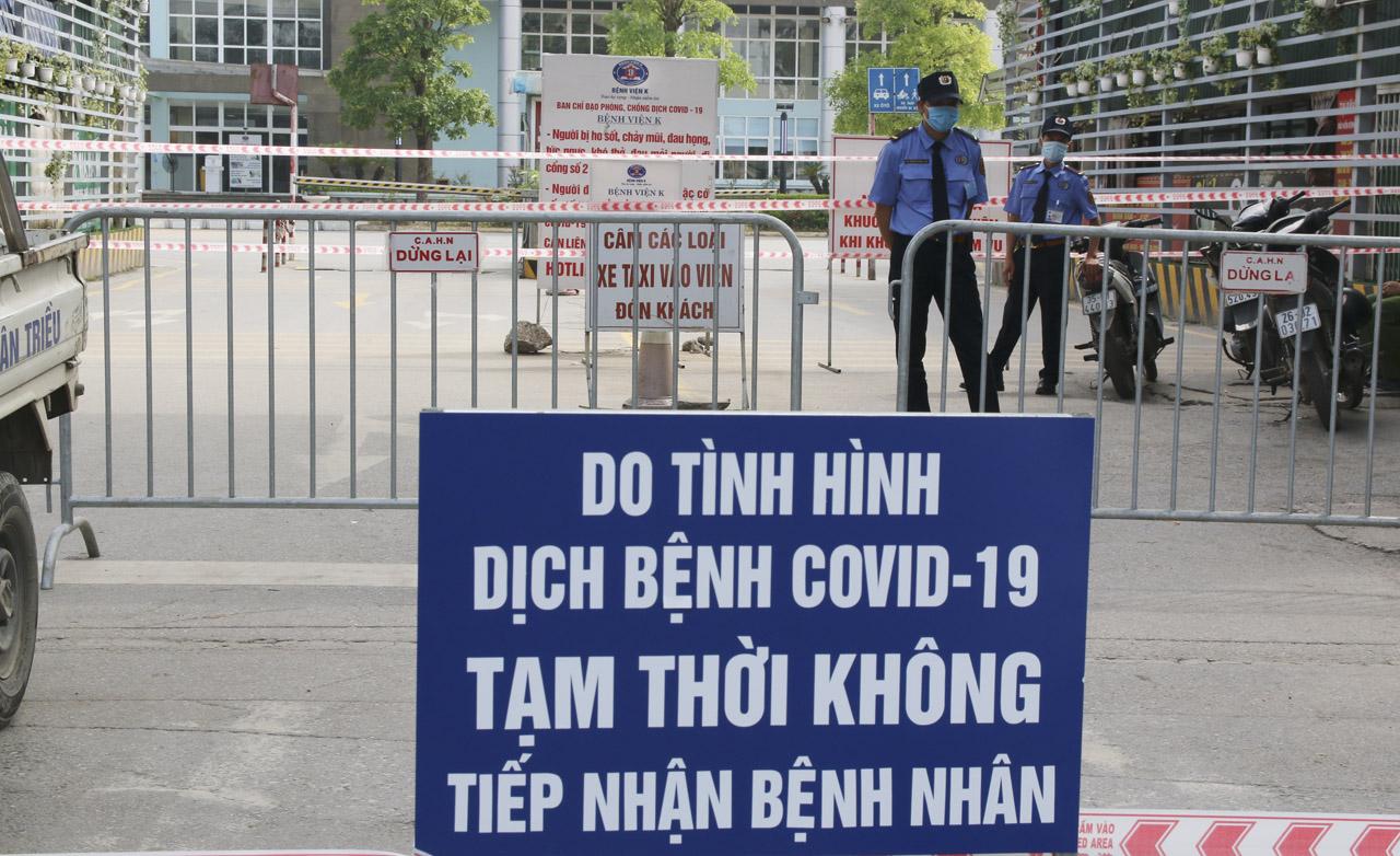 Dịch Covid-19 nguy cơ bùng phát lớn, Bí thư Hà Nội khuyến cáo người dân hạn chế lên khám ở T.Ư - Ảnh 2.