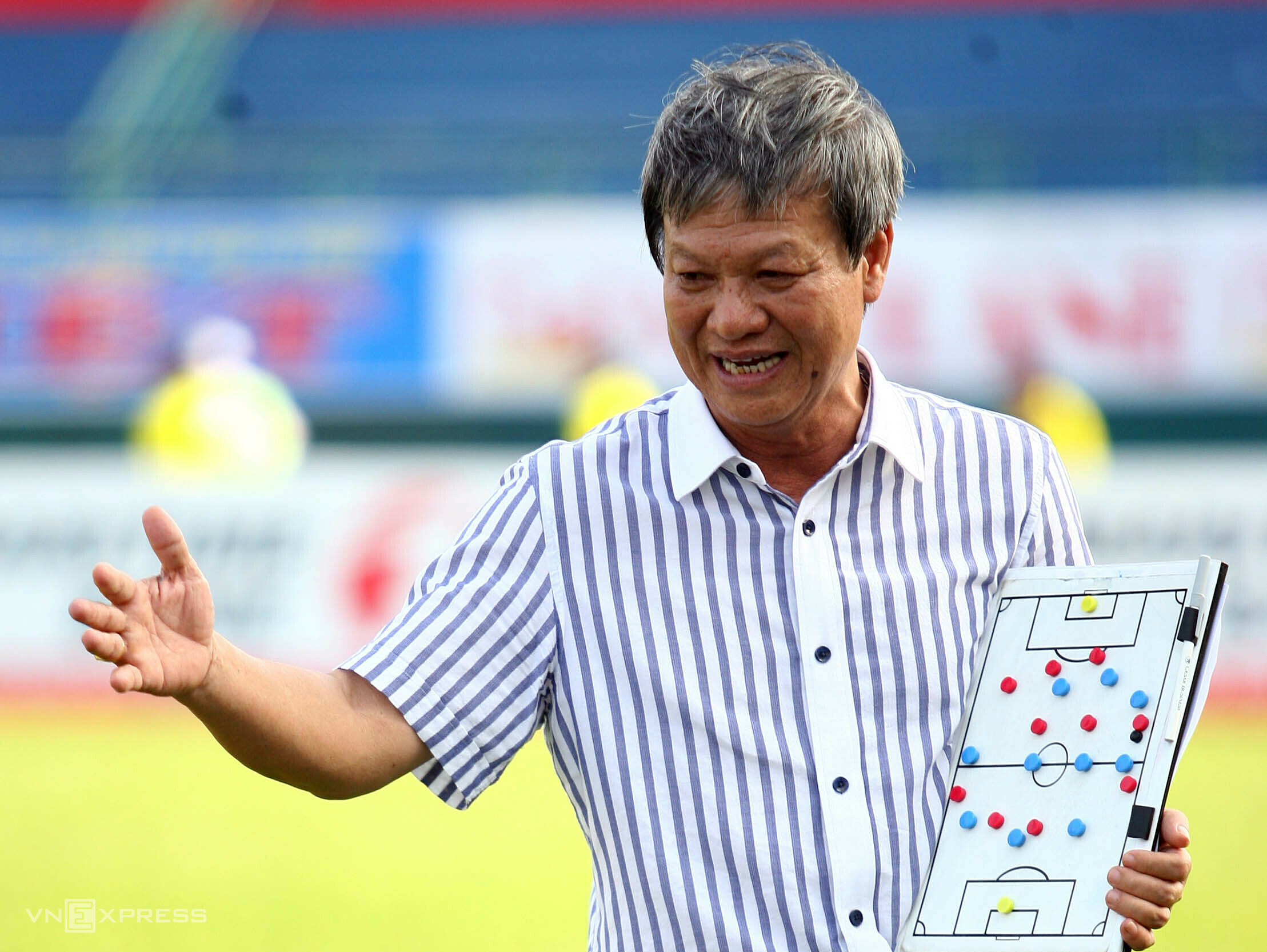 Vĩnh biệt huyền thoại bóng đá Việt Nam Lê Thụy Hải - Ảnh 3.